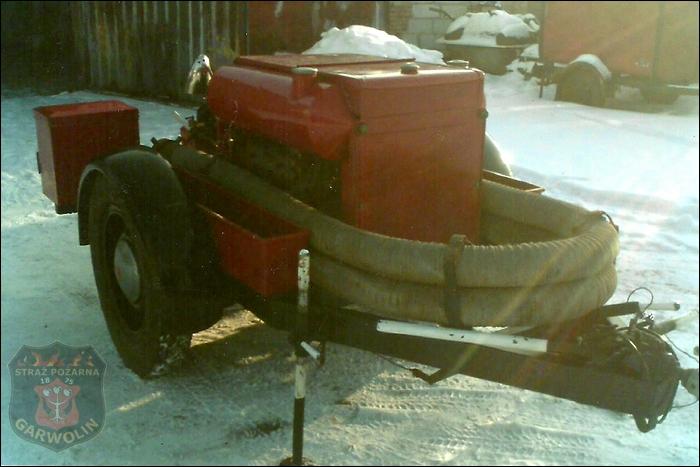 Motopompa Kierr.
